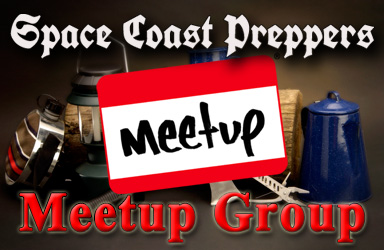 Space Coast Preppers Meetup Group